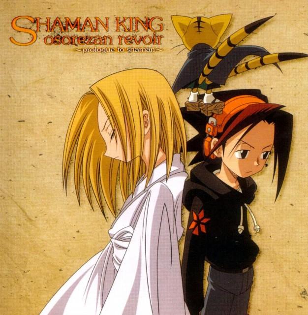Hiroyuki Takei, Xebec, Shaman King, Anna Kyouyama, Matamune