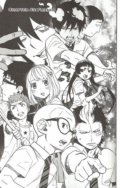 A-1 Pictures, Ao no Exorcist, Mephisto Pheles, Izumo Kamiki, Shiemi Moriyama