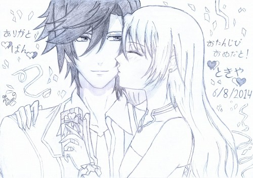 A-1 Pictures, Broccoli, Uta no Prince-sama, Tokiya Ichinose, Member Art
