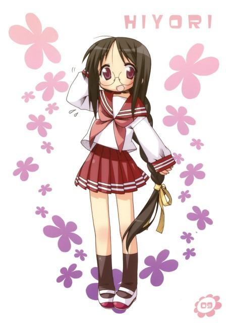 Yoshimizu Kagami, Kyoto Animation, Lucky Star, Hiyori Tamura