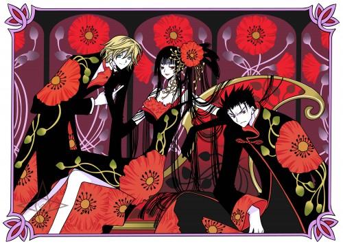 Tsubasa Reservoir Chronicle, xxxHOLiC, Fay D. Flourite, Kurogane, Yuuko Ichihara