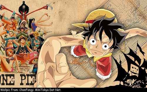 Eiichiro Oda, Toei Animation, One Piece, Nico Robin, Tony Tony Chopper Wallpaper