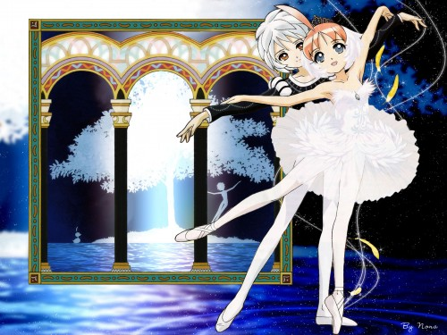 Hal Film Maker, Princess Tutu, Fakir, Ahiru Arima, Mytho Wallpaper