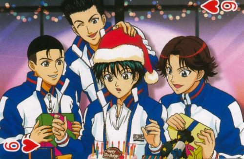 Takeshi Konomi, J.C. Staff, Prince of Tennis, Takeshi Momoshiro, Eiji Kikumaru