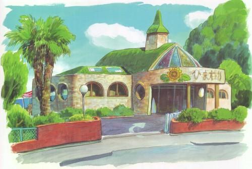 Hayao Miyazaki, Studio Ghibli, Gake no Ue no Ponyo, The Art of - Ponyo