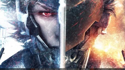 Konami, Metal Gear Rising: Revengence, Raiden Wallpaper