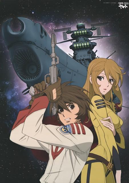 Nobuteru Yuuki, Xebec, Space Battleship Yamato, Space Battleship Yamato 2199, Yuki Mori