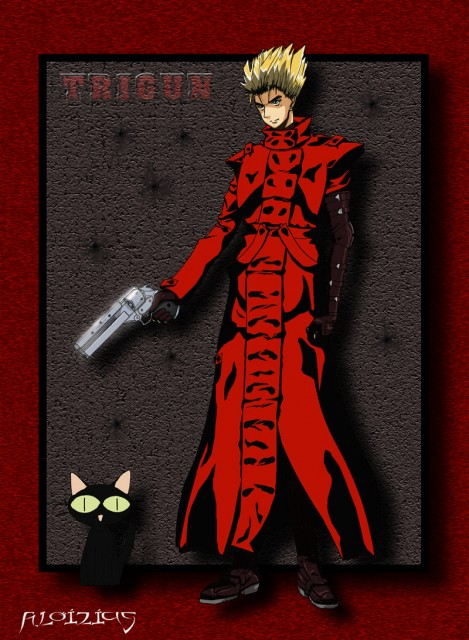 Madhouse, Trigun, Kuroneko, Vash the Stampede, Member Art