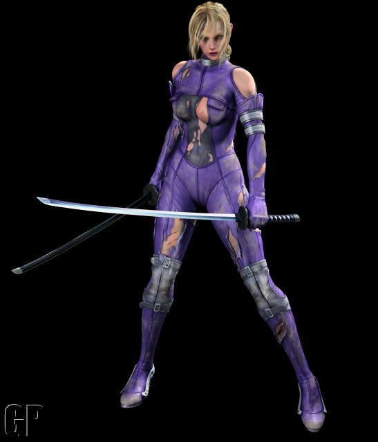 Namco, Tekken, Death by Degrees, Nina Williams