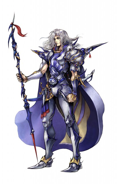 Square Enix, Final Fantasy Dissidia, Final Fantasy IV, Cecil Harvey