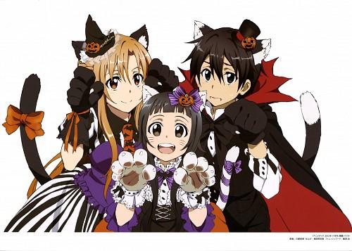 Tomomi Kawatsuma, A-1 Pictures, Sword Art Online, Kazuto Kirigaya, Yui (Sword Art Online)