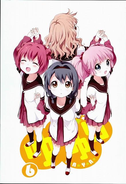 Namori, Dogakobo, Yuru Yuri, Chinatsu Yoshikawa, Akari Akaza