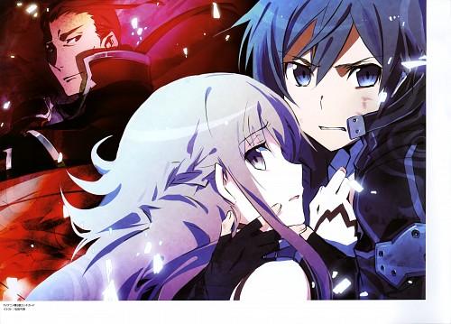 Kana Ishida, A-1 Pictures, Sword Art Online, Kazuto Kirigaya, Asuna Yuuki