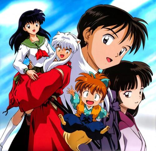 Rumiko Takahashi, Sunrise (Studio), Inuyasha, Kagome Higurashi, Inuyasha (Character)