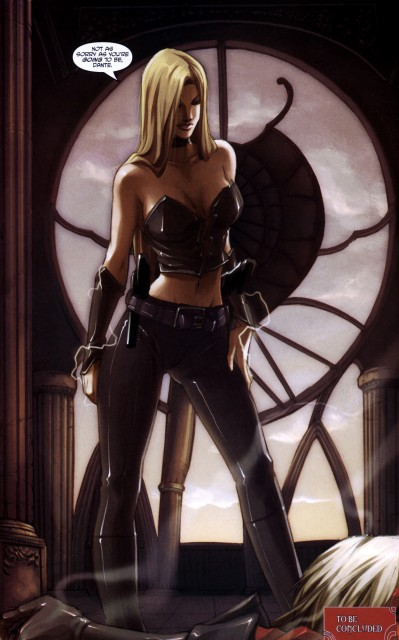 Capcom, Devil May Cry, Trish