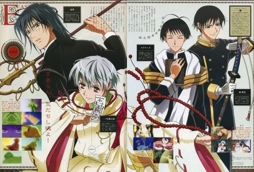 Sakura Kinoshita, Tactics, Kantarou Ichinomiya, Youko (Tactics), Haruka (Tactics)