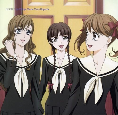 Maria-sama ga Miteru, Yoshino Shimazu, Yumi Fukuzawa, Shimako Toudou