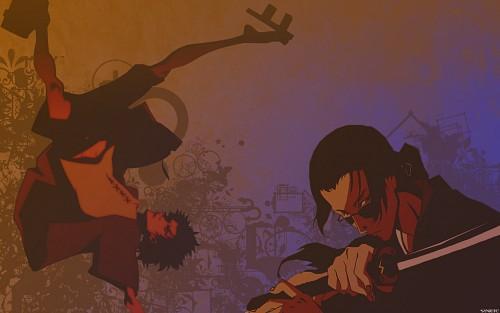 Manglobe, Samurai Champloo, Mugen, Jin Wallpaper