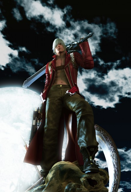 Capcom, Devil May Cry, Dante