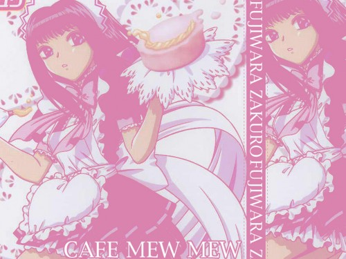Tokyo Mew Mew Wallpaper