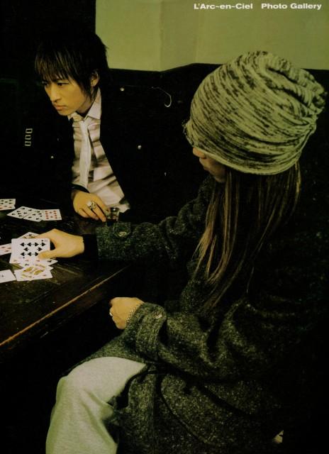 Tetsuya Ogawa, Yukihiro Awaji, L'Arc~en~Ciel