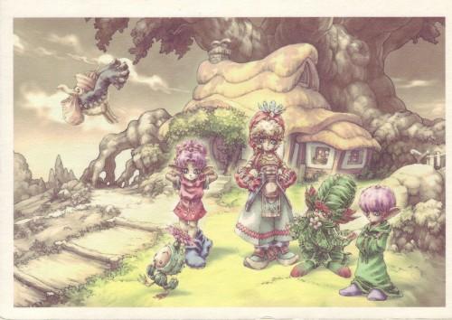 Square Enix, World of Mana