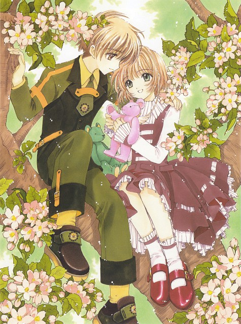 CLAMP, Madhouse, Card Captor Sakura, Syaoran Li, Sakura Kinomoto