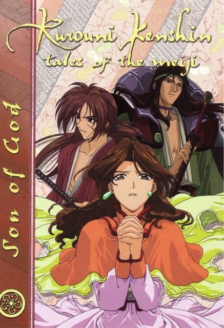 Nobuhiro Watsuki, Studio DEEN, Rurouni Kenshin, Kenshin Himura, Sayo Mutou