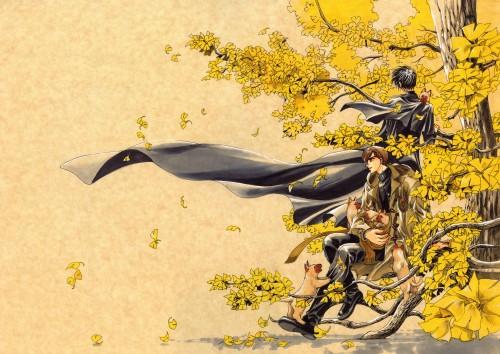 CLAMP, Madhouse, X, X [infinity], Daisuke Saiki