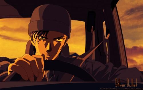 Gosho Aoyama, TMS Entertainment, Detective Conan, Shuichi Akai Wallpaper