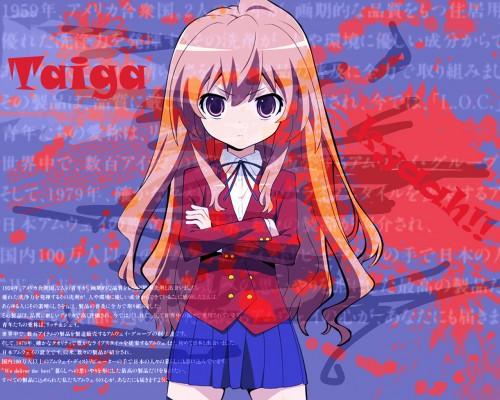 Yasu, J.C. Staff, Toradora!, Taiga Aisaka Wallpaper