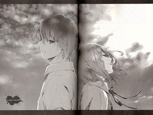 P.A. Works, Another, Kouichi Sakakibara, Mei Misaki
