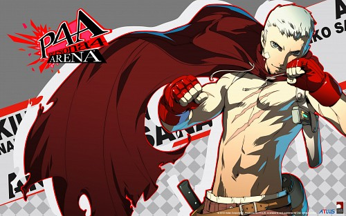 Anime International Company, Atlus, Shin Megami Tensei: Persona 3, Shin Megami Tensei: Persona 4, Akihiko Sanada