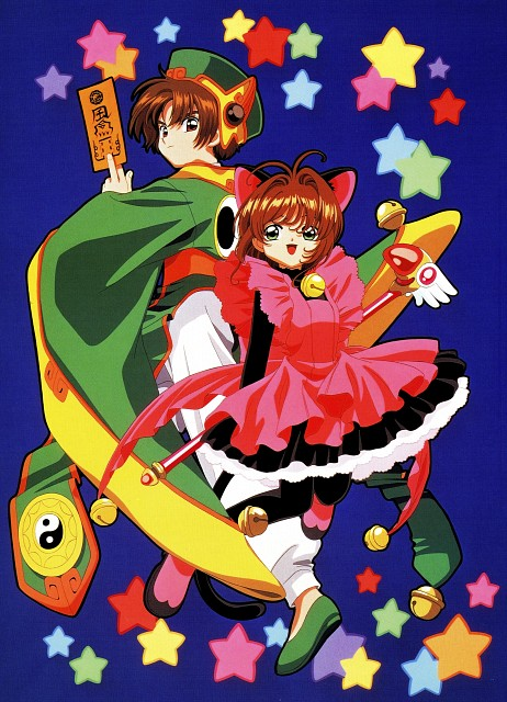 CLAMP, Madhouse, Cardcaptor Sakura, Cheerio!, Syaoran Li