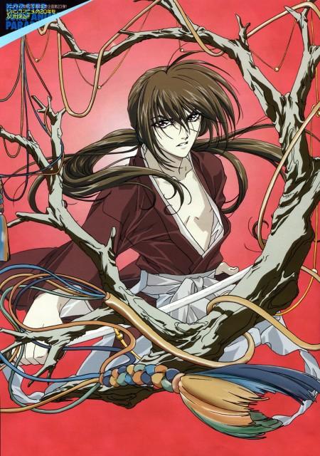 Nobuhiro Watsuki, Atsuko Nakajima, Studio Gallop, Studio Deen, Rurouni Kenshin