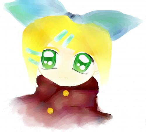 Vocaloid, Rin Kagamine