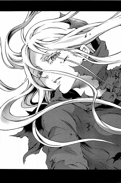 Kazuma Kondou, Manglobe, Deadman Wonderland, Shiro
