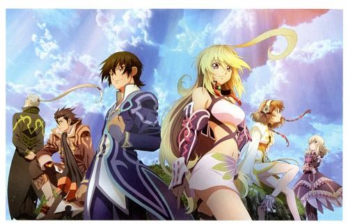 Akira Matsushima, Namco, Tales of Xillia, Alvin (Tales of Xillia), Milla Maxwell