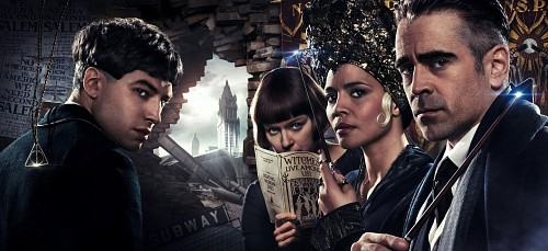 Warner Bros., Fantastic Beasts, Mary Lou Barebone, Credence Barebone, Percival Graves