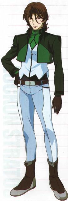Sunrise (Studio), Mobile Suit Gundam 00, Lockon Stratos