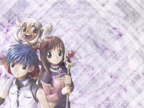 tri-Ace, Star Ocean Till the End of Time, Peppita Rosetti, Sophia Esteed, Fayt Leingod Wallpaper