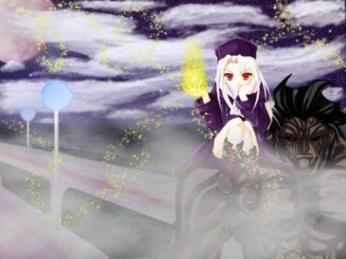 TYPE-MOON, Fate/stay night, Illyasviel von Einzbern Wallpaper