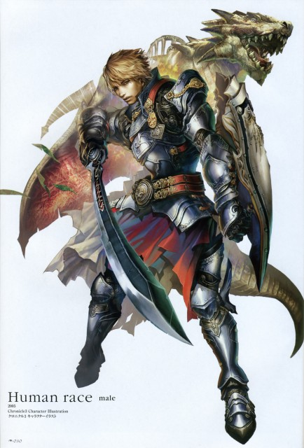 Juno Jeong, The Ark: Lineage II Illustrations, Lineage, Occupations