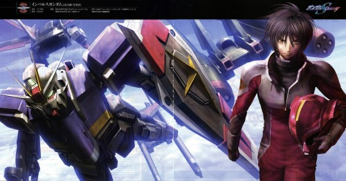 Sunrise (Studio), Mobile Suit Gundam SEED Destiny, Shinn Asuka