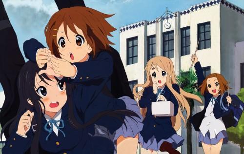 Seiichi Akitake, Kyoto Animation, K-On!, Ritsu Tainaka, Yui Hirasawa