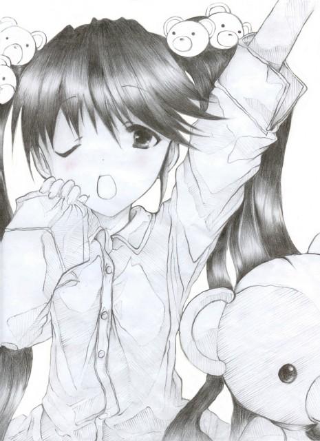 Aoi Nanase, Angel Dust, Musia Haga, Member Art