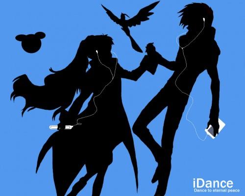 Sunrise (Studio), Mobile Suit Gundam SEED, Lacus Clyne, Haro, Torii (Gundam SEED) Wallpaper