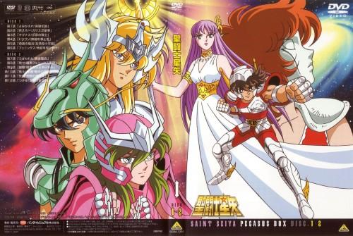 Masami Kurumada, Toei Animation, Saint Seiya, Aquila Marin, Dragon Shiryu