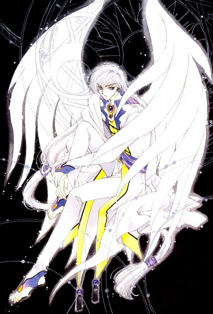 CLAMP, Cardcaptor Sakura, Cardcaptor Sakura Illustrations Collection 2, Yue