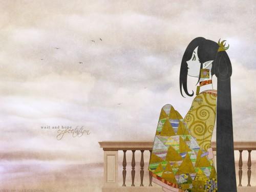 Gonzo, Gankutsuou, Haydee Tebelin Wallpaper